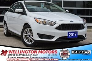 2017 Ford Focus SE / Heated Steering Wheel / Back-Up Cam / Warra