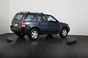 2001 Ford Escape BA XLT Blue 4 Speed Automatic Wagon McGraths Hill Hawkesbury Area Preview