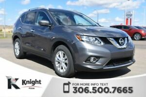 2016 Nissan Rogue SV Technology Package! Command Start! Accident