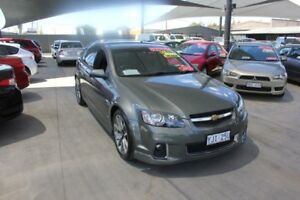 2011 Holden Commodore VE II SS-V Grey 6 Speed Automatic Sedan