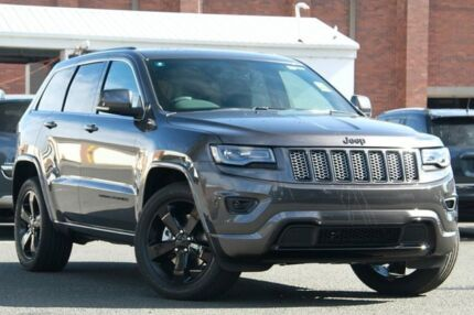 2015 Jeep Grand Cherokee WK MY15 Blackhawk Granite 8 Speed Automatic Wagon Zetland Inner Sydney Preview