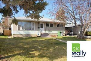 4 Bedroom Bungalow - Immediate - Listed by 2% Realty Inc.