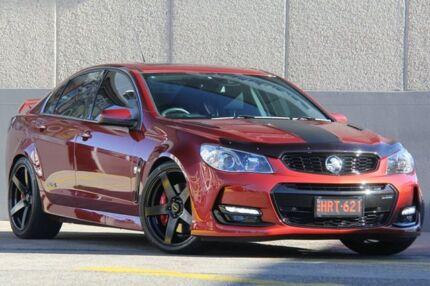 2015 Holden Commodore VF II SS-V Redline Red 6 Speed Manual Sedan