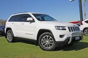 2014 Jeep Grand Cherokee WK MY2014 Laredo White 8 Speed Sports Automatic Wagon Pearsall Wanneroo Area Preview