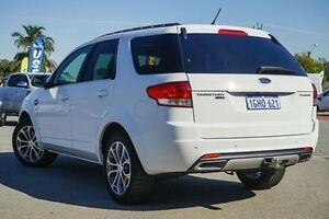 2011 Ford Territory SZ Titanium Seq Sport Shift AWD White 6 Speed Sports Automatic Wagon Maddington Gosnells Area Preview