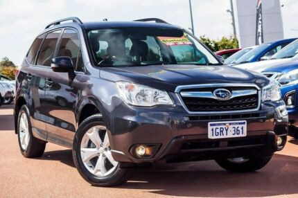 2015 Subaru Forester S4 MY15 2.5i-L CVT AWD Grey 6 Speed Constant Variable Wagon Wangara Wanneroo Area Preview