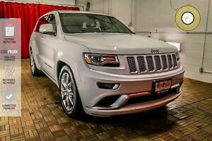 2016 Jeep Grand Cherokee ECO-DIESEL! LUXURY! LEATHER! NAVI!