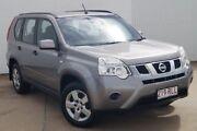 2010 Nissan X-Trail T31 Series III ST Grey 6 Speed Manual Wagon Bundaberg Central Bundaberg City Preview