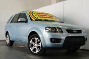 2009 Ford Territory SY Mkii TX (RWD) Blue 4 Speed Auto Seq Sportshift Wagon Underwood Logan Area Preview