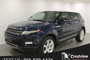 2013 Land Rover Range Rover Evoque Pure Premium w/ Leather, Sunr