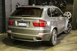 2012 BMW X5 E70 MY12.5 xDrive50i Steptronic Sport Grey 8 Speed Sports Automatic Wagon