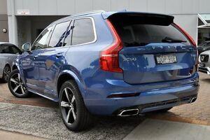 2015 Volvo XC90 L Series MY16 T6 Geartronic AWD R-Design Blue 8 Speed Sports Automatic Wagon Killara Ku-ring-gai Area Preview