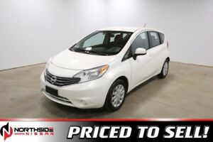 2014 Nissan Versa Note SV Accident Free,  Back-up Cam,  Bluetoot