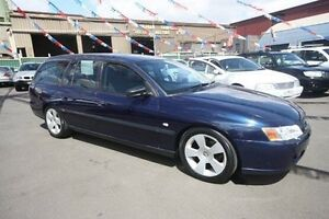 2003 Holden Commodore VY II Executive Blue 4 Speed Automatic Wagon Kingsville Maribyrnong Area Preview
