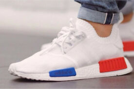 ADIDAS ORIGINALS NMD R1 PK TRICOLOUR GLITCH SALMON