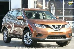 2016 Nissan X-Trail T32 ST X-tronic 4WD Burning Red 7 Speed Constant Variable Wagon Wangara Wanneroo Area Preview