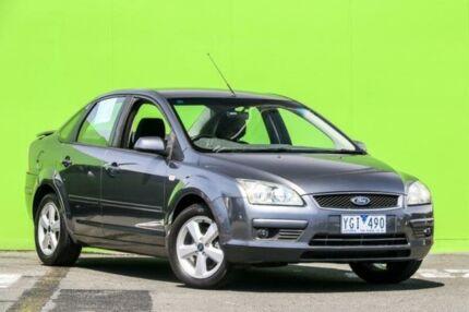 2006 Ford Focus LS LX Grey 5 Speed Manual Sedan Ringwood East Maroondah Area Preview