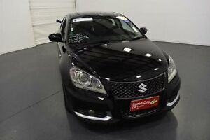 2013 Suzuki Kizashi FR MY14 Sport Touring Black Continuous Variable Sedan Moorabbin Kingston Area Preview