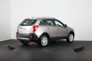 2013 Holden Captiva CG MY13 5 LT (FWD) Gold 6 Speed Automatic Wagon Mulgrave Hawkesbury Area Preview