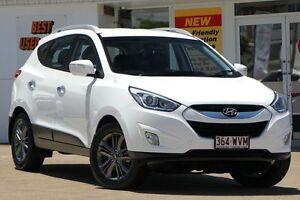 2015 Hyundai ix35 LM3 MY15 Elite AWD White 6 Speed Sports Automatic Wagon Woolloongabba Brisbane South West Preview