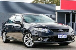 2011 Ford Falcon Black Sports Automatic Sedan Maddington Gosnells Area Preview