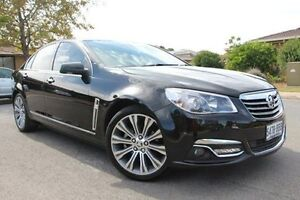 2014 Holden Calais  Black Sports Automatic Sedan Rose Park Burnside Area Preview