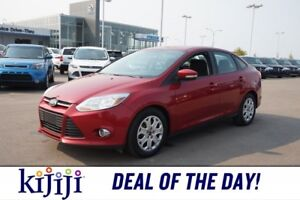 2012 Ford Focus SE Accident Free,