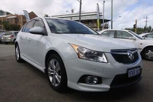 2014 Holden Cruze JH MY14 SRi White 6 Speed Automatic Hatchback South Fremantle Fremantle Area Preview