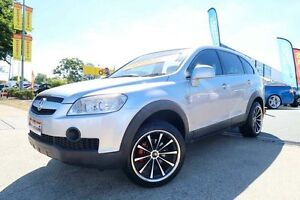 2006 Holden Captiva CG CX AWD Silver 5 Speed Automatic Wagon Woodridge Logan Area Preview