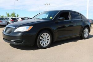 2012 Chrysler 200 LX Accident Free,  A/C,