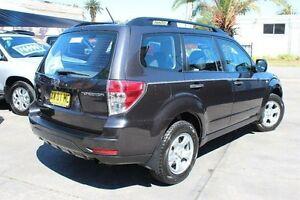 2008 Subaru Forester MY08 X Silver 4 Speed Auto Elec Sportshift Wagon Hamilton Newcastle Area Preview