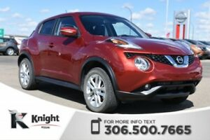 2016 Nissan JUKE SL! Navigation! Accident Free! Low KMs! Leather