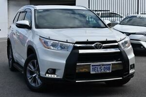 2014 Toyota Kluger GSU55R GXL AWD Crystal Pearl 6 Speed Sports Automatic Wagon Claremont Nedlands Area Preview