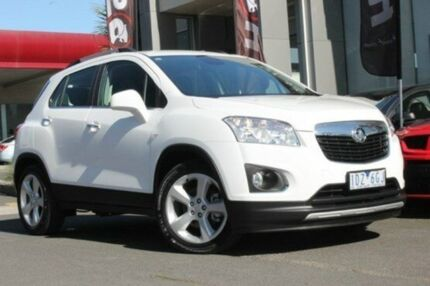 2015 Holden Trax  Summit White Automatic Wagon Watsonia North Banyule Area Preview