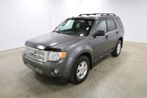 2011 Ford Escape 4WD XLT Accident Free,