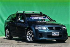 2009 Holden Commodore VE MY09.5 SV6 Sportwagon Karma 5 Speed Sports Automatic Wagon Ringwood East Maroondah Area Preview