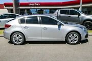 2015 Holden Cruze JH Series II MY16 Equipe Silver 6 Speed Sports Automatic Hatchback Rockingham Rockingham Area Preview