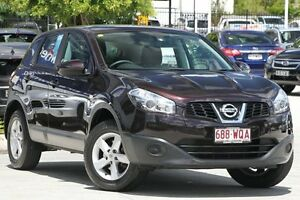 2011 Nissan Dualis J10 Series II MY2010 ST Hatch Purple 6 Speed Manual Hatchback Toowong Brisbane North West Preview