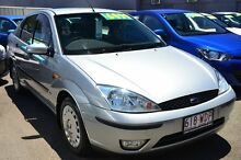 2003 Ford Focus LR MY2003 CL Silver 4 Speed Automatic Sedan Southport Gold Coast City Preview