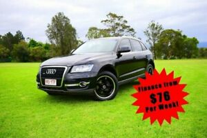 2009 Audi Q5 8R TDI Wagon 5dr S tronic 7sp quattro 2.0DT Black Sports Automatic Dual Clutch Wagon South Toowoomba Toowoomba City Preview