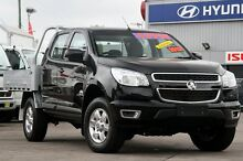 2013 Holden Colorado RG LT (4x4) Sapphire 6 Speed Automatic Crewcab Wolli Creek Rockdale Area Preview