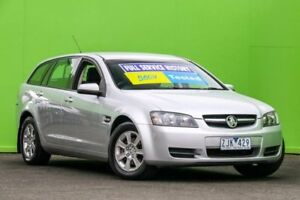 2008 Holden Commodore VE MY09 Omega Sportwagon Silver 4 Speed Automatic Wagon Ringwood East Maroondah Area Preview