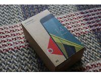 Like New Vodafone Smart Ultra 6 -Black- Unlock - Silver 5.5