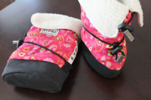 Pink Stonz Baby Boots with Linerz