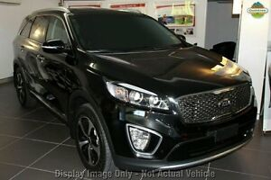2016 Kia Sorento UM MY16 SLi AWD Aurora Black 6 Speed Sports Automatic Wagon Yeerongpilly Brisbane South West Preview