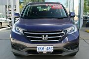 2013 Honda CR-V RM VTi 4WD Blue 5 Speed Automatic Wagon Belconnen Belconnen Area Preview
