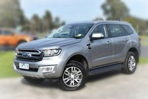 2015 Ford Everest UA Trend 6 Speed Sports Automatic Wagon Berwick Casey Area Preview
