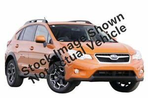 2012 Subaru XV G4X MY12 2.0i-L Lineartronic AWD Orange 6 Speed Constant Variable Wagon Moorooka Brisbane South West Preview