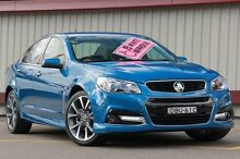 2015 Holden Commodore VF MY15 SS-V Perfect Blue 6 Speed Automatic Sedan Homebush Strathfield Area Preview