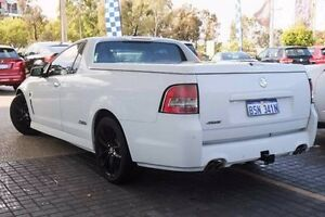 2014 Holden Ute VF MY14 SS V Ute White 6 Speed Sports Automatic Utility Wangara Wanneroo Area Preview